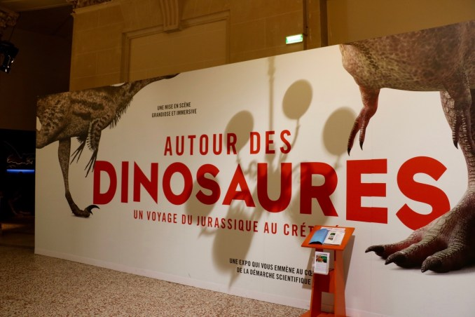 Expo autour des dinosaures1