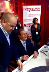 Rencontre Roger Moore50