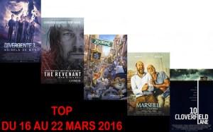 TOP 16 AU 22-3-2016