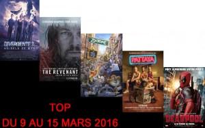 TOP 9 AU 15-3-2016