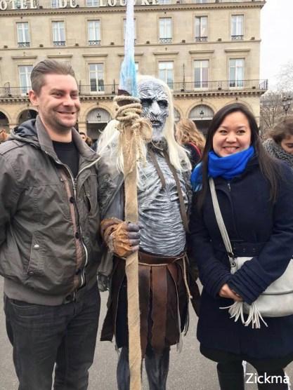 game of Thrones Ice Truck Paris 14