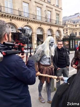 game of Thrones Ice Truck Paris 20