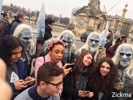 game of Thrones Ice Truck Paris 21