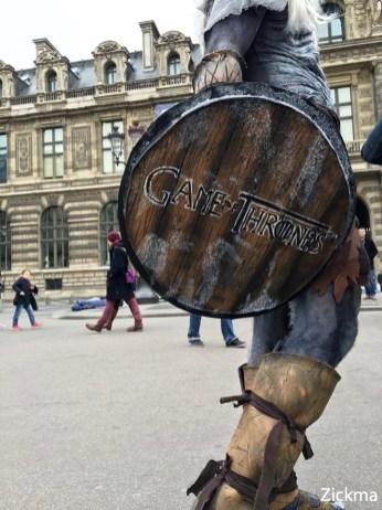 game of Thrones Ice Truck Paris 28