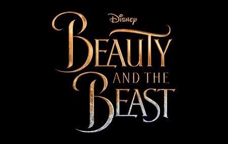 Belle et la bête live logo