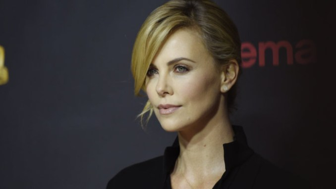 Charlize Theron-Fast8