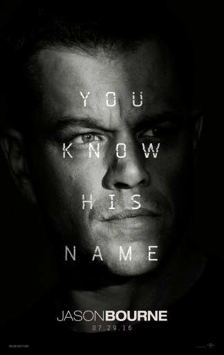 Jason Bourne poster US