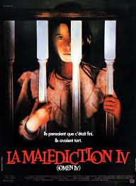 La malediction - omen 4