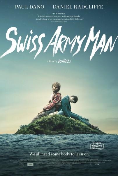Swiss Army Man-affiche