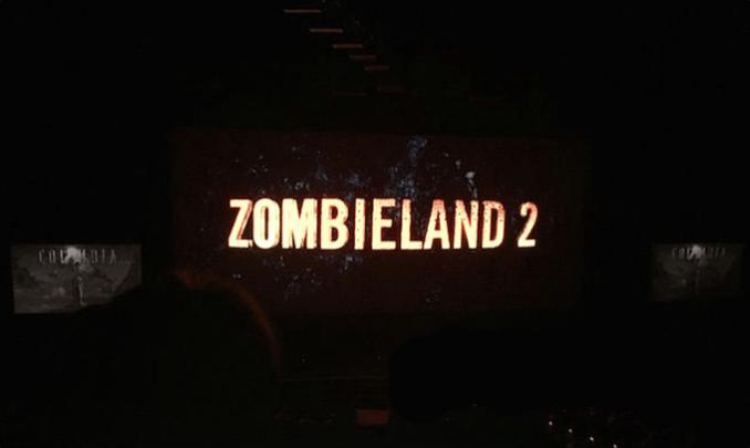 Zombieland 2-Logo