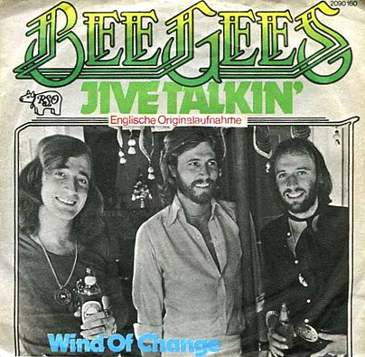 Bee Gees Jive_Talkin