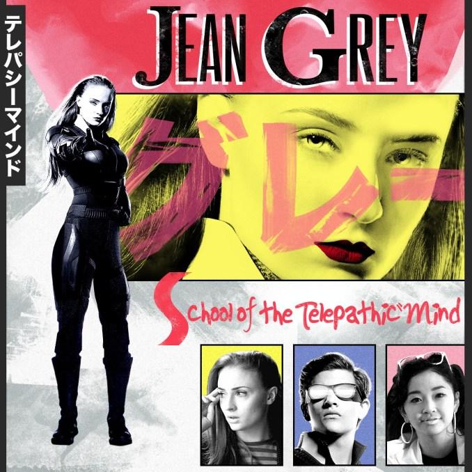 Jean Grey Pochette Musique