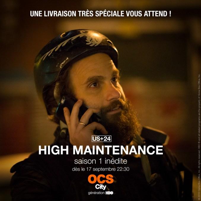 High Maintenance OCS saison 1