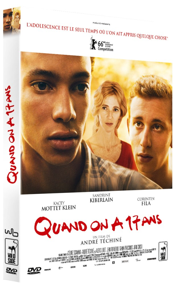 QUAND ON A 17 ANS-DVD