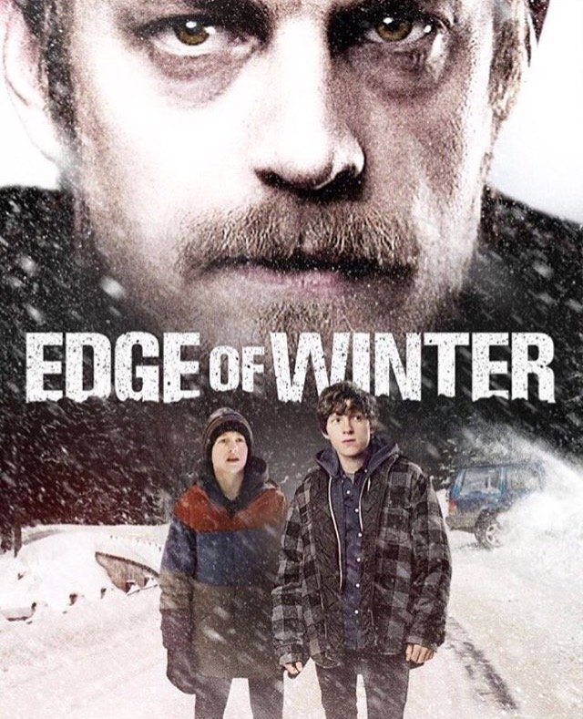 edge of winter us poster