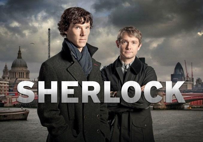 Sherlock TV show