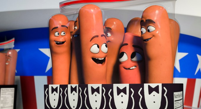 Sausage Party critique