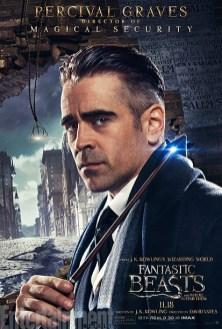 Fantastic Beasts Percival
