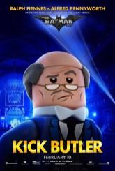 Lego Batman Persos poster US6