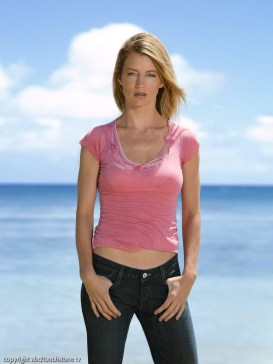 Lost, Cynthia Watros as Libby Smith