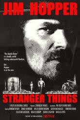 Stranger things running man