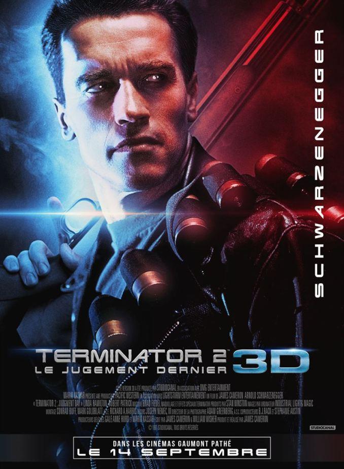 Terminator 2 : Le jugement dernier 3d