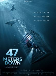 Critique 47 meters down6