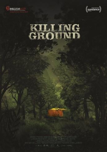 KILLING GROUND affiche
