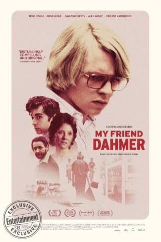 MY FRIEND DAHMER affiche