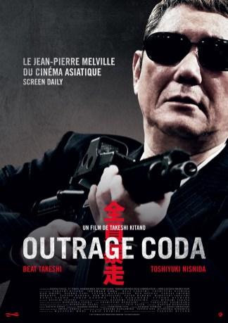 OUTRAGE CODA affiche