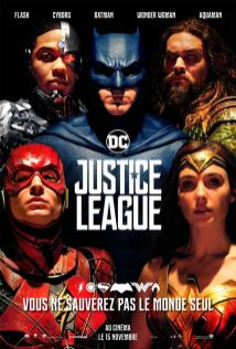 Critique de Justice League1