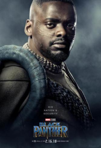 Posters perso Black Panther4