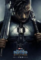 Posters perso Black Panther8