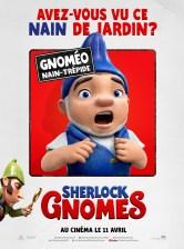 Sherlock Gnomes affiches FR1