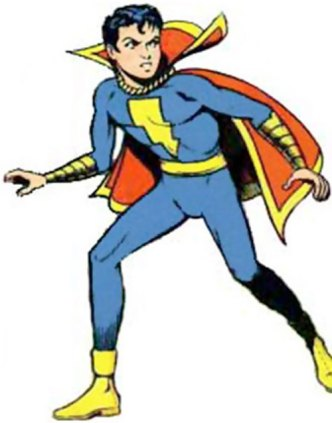 Freddy Freeman Captain Marvel jr