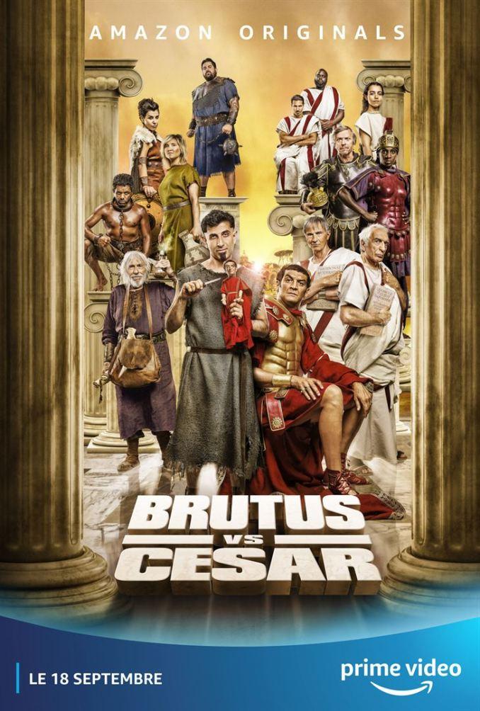 Brutus VS César