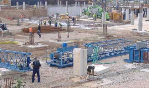Matériaux recyclés et recyclables dans le secteur de la construction.
