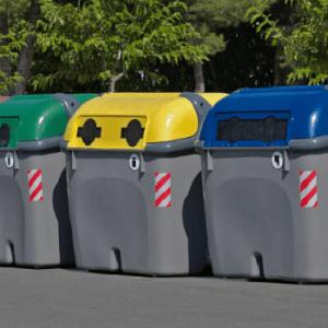 contenedores reciclaje en cataluña