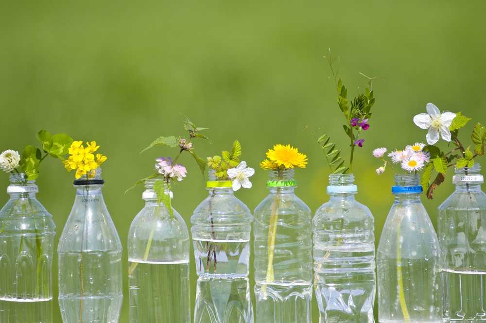 reciclar y reutilizar