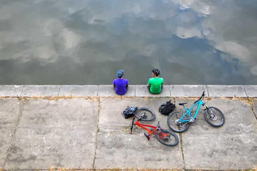 12 consejos y recomendaciones para usar la bici cuando llueve