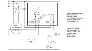 PTCResistor Relay Type MS220C  ZIEHL industrie
