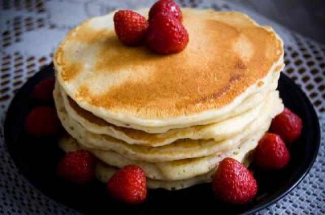 Podstawowy przepis na klasyczne pancakes
