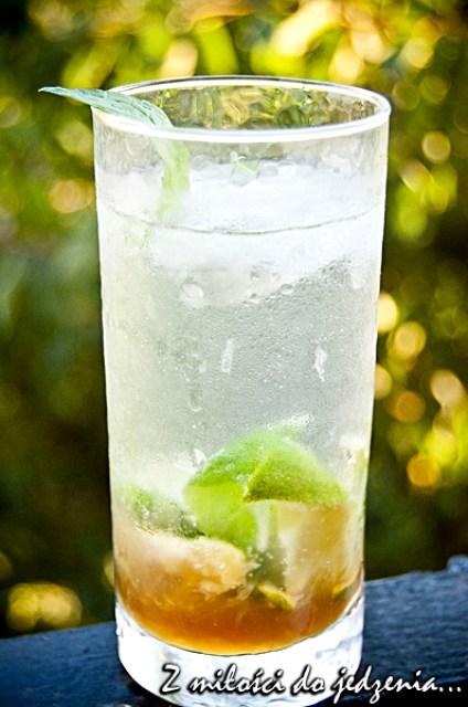drink z rumem mojito przepis