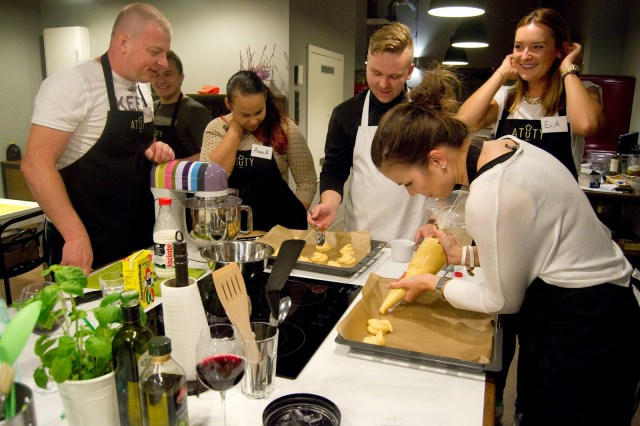 Atuty - krótki kurs kuchni francuskiej
