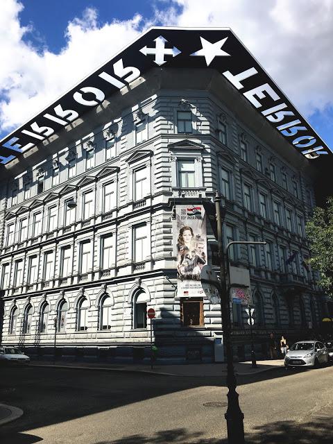 Dom Terroru Budapeszt