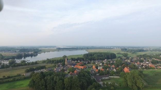 Luftaufnahme von Alem
