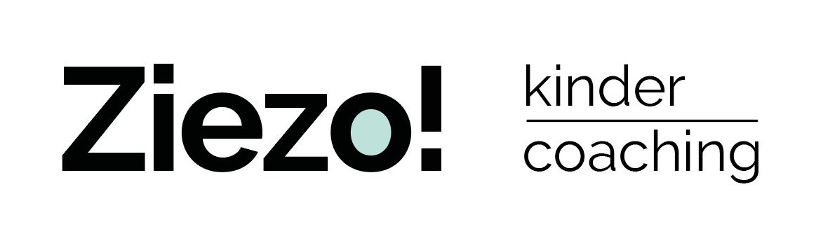 Logo Ziezo! Kindercoach & E-coaching