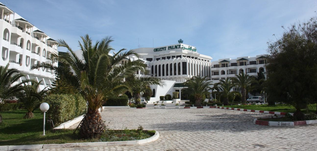 Htel Orient Palace Espace Ibn Khaldoune Salle Des
