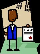 little lawyer with law degree - Credentials Matter: Things to Check Before Choosing an Attorney