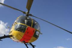 air ambulance - Ithaca Car-Bike Collision Puts Bicyclist in Hospital